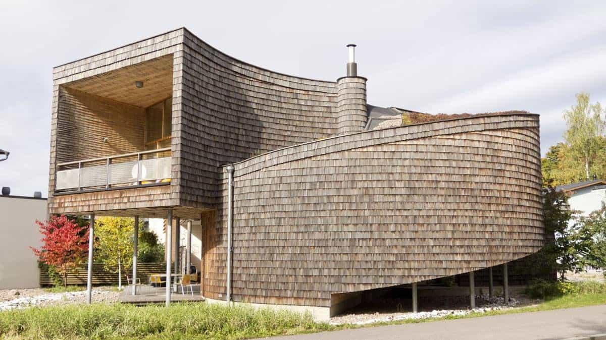 House in Espoo by Olavi Koponen