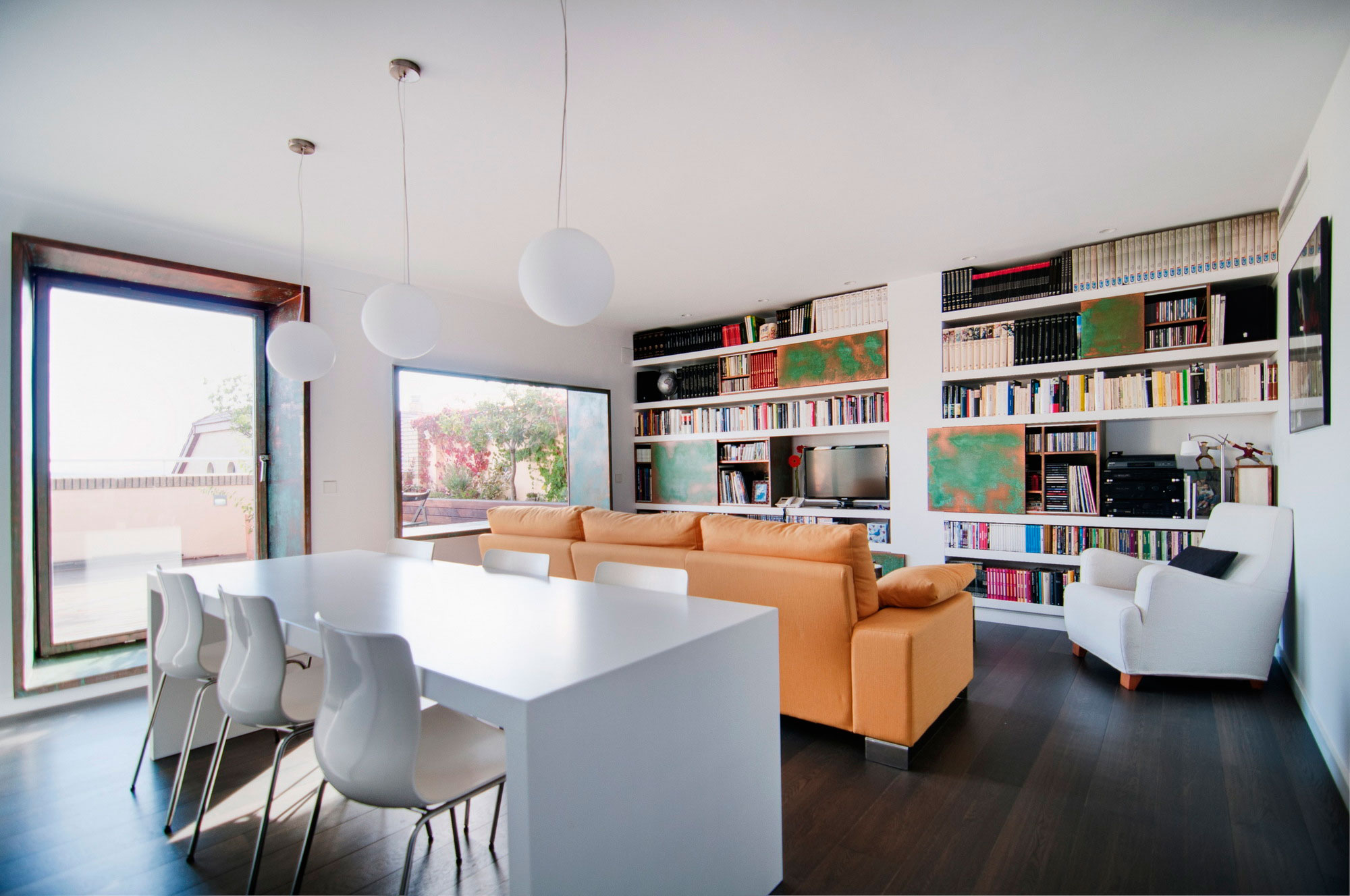 Bright Penthouse by AreaArquitectura.Design (3)