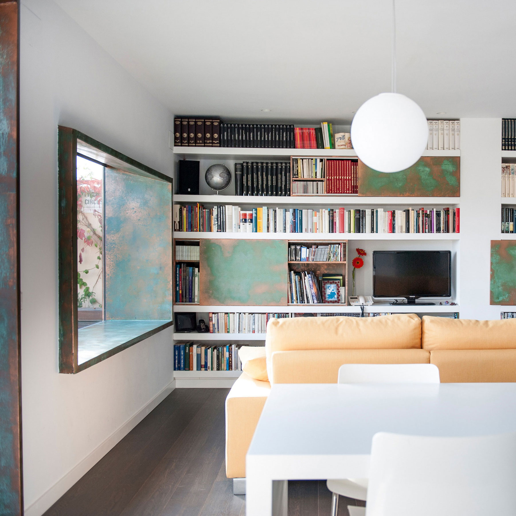 Bright Penthouse by AreaArquitectura.Design (5)