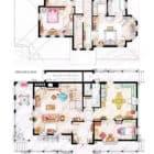 TV Home Floor Plans by Iñaki Aliste Lizarralde (3)