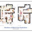 TV Home Floor Plans by Iñaki Aliste Lizarralde (4)