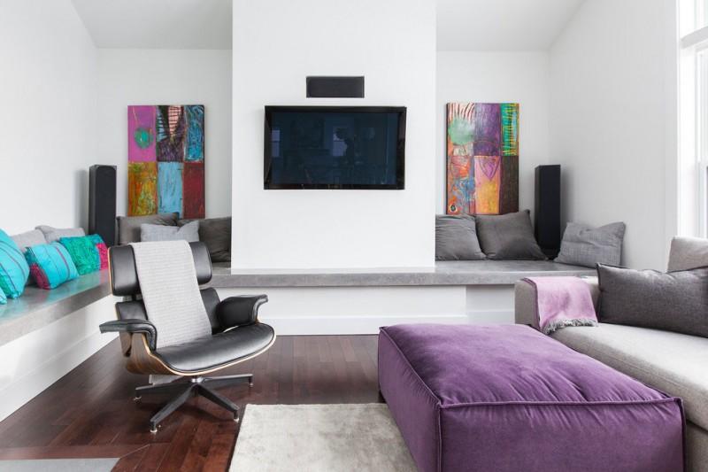The Home of an Interior Designer