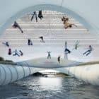 Trampoline Bridge Concept by Atelier Zündel Cristea (4)