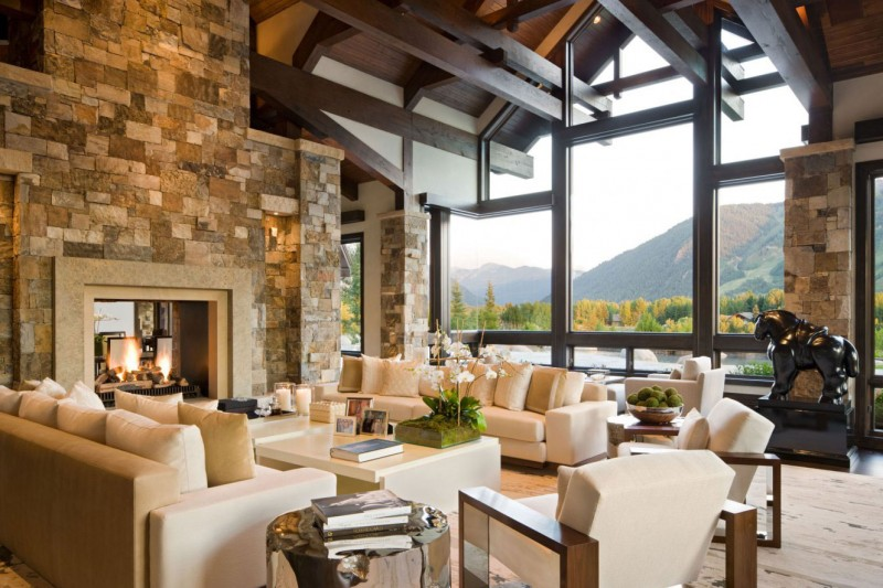 Willoughby Way By Charles Cunniffe Architects Stunning Colorado Home Design