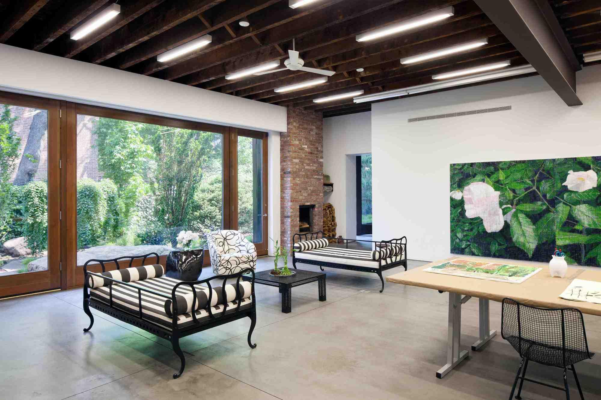 Brooklyn Studio by David Berridge Architect