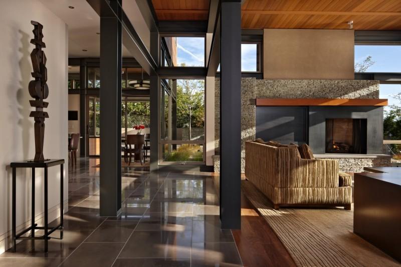 lake house 2 by mcclellan architects - Lake House Interior Design Ideas