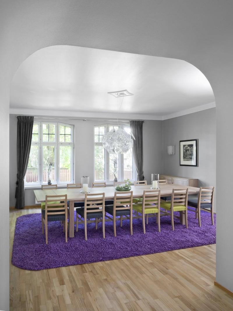 Norwegian official residence by dis interiørarkitekter mnil
