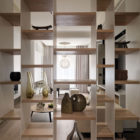 A Multilevel Contemporary Apartment by WCH Studio (2)