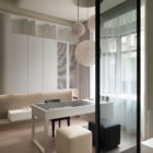 A Multilevel Contemporary Apartment by WCH Studio (5)