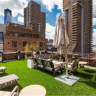 A Penthouse with a Backyard in Tribeca (1)