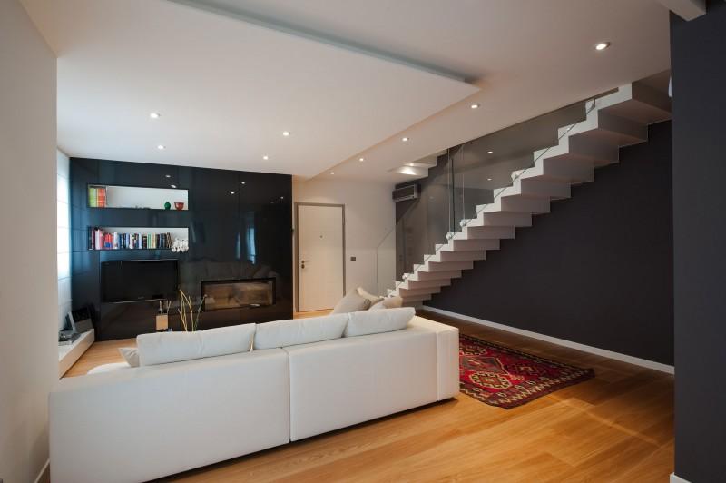 Am house by sanson architetti - Maison am sanson architetti ...