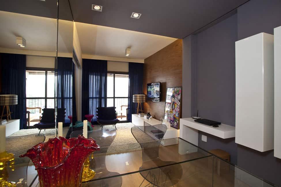 Apartamento Leopoldo by Maurício Karam Arquitetura