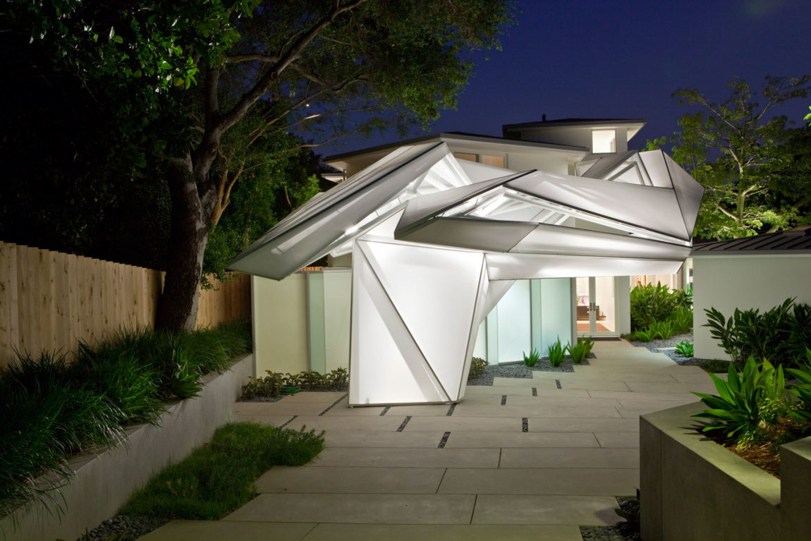 California Contemporary by Rozalynn Woods Interior Design