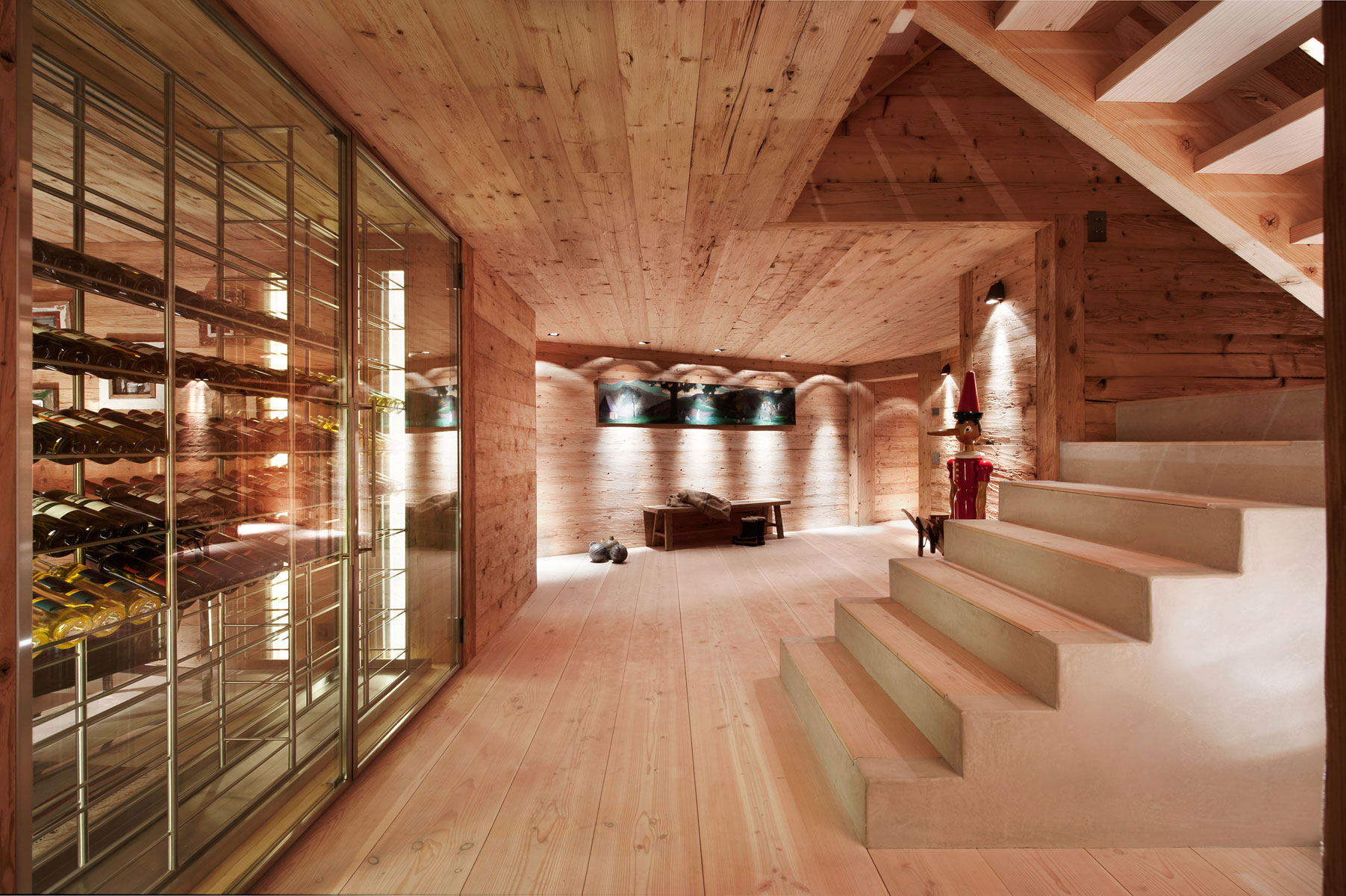 Chalet in Gstaad by Ardesia Design