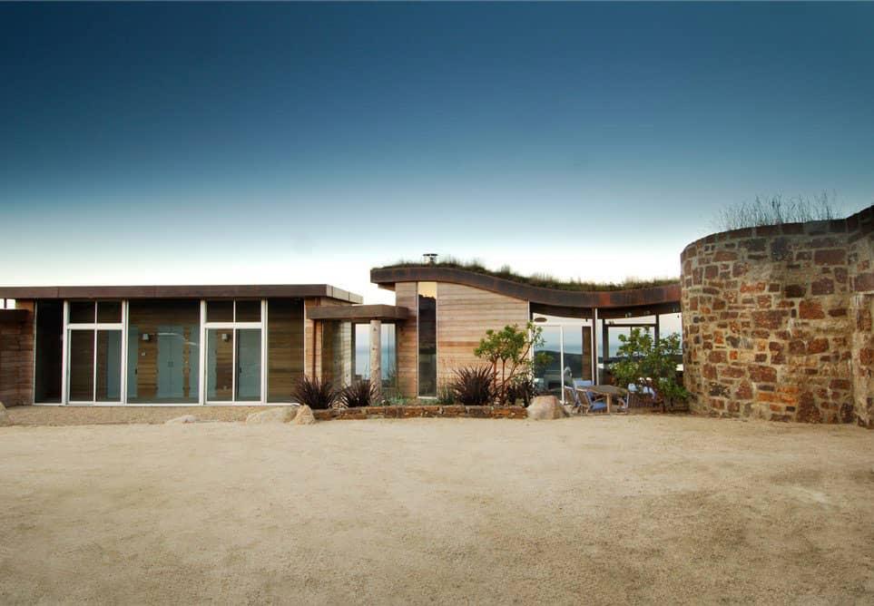 Dani Ridge House By Carver Schicketanz