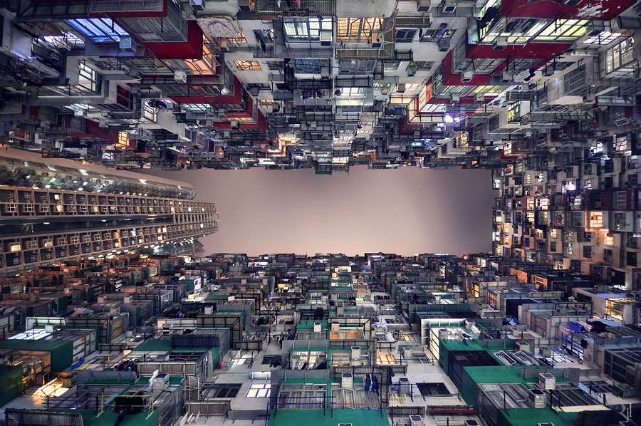 Hong Kong Skyscraper Photos By Romain Jacquet-Lagrèze