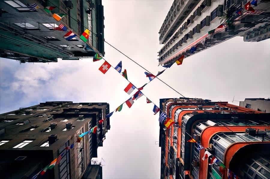 Hong Kong Skyscraper Photos By Romain Jacquet-Lagrèze (3)