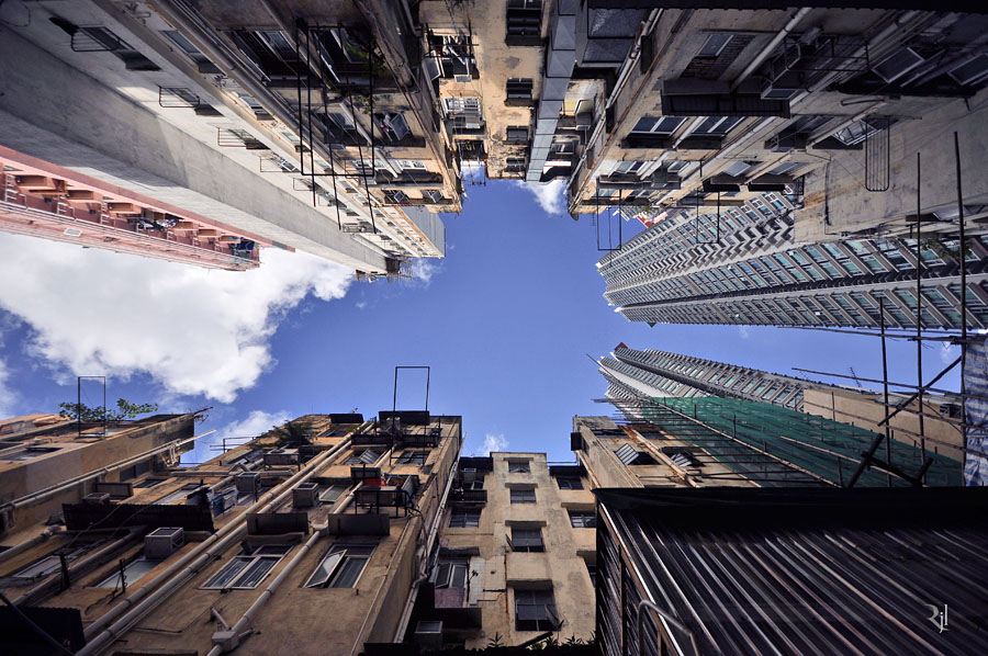 Hong Kong Skyscraper Photos By Romain Jacquet-Lagrèze (2)