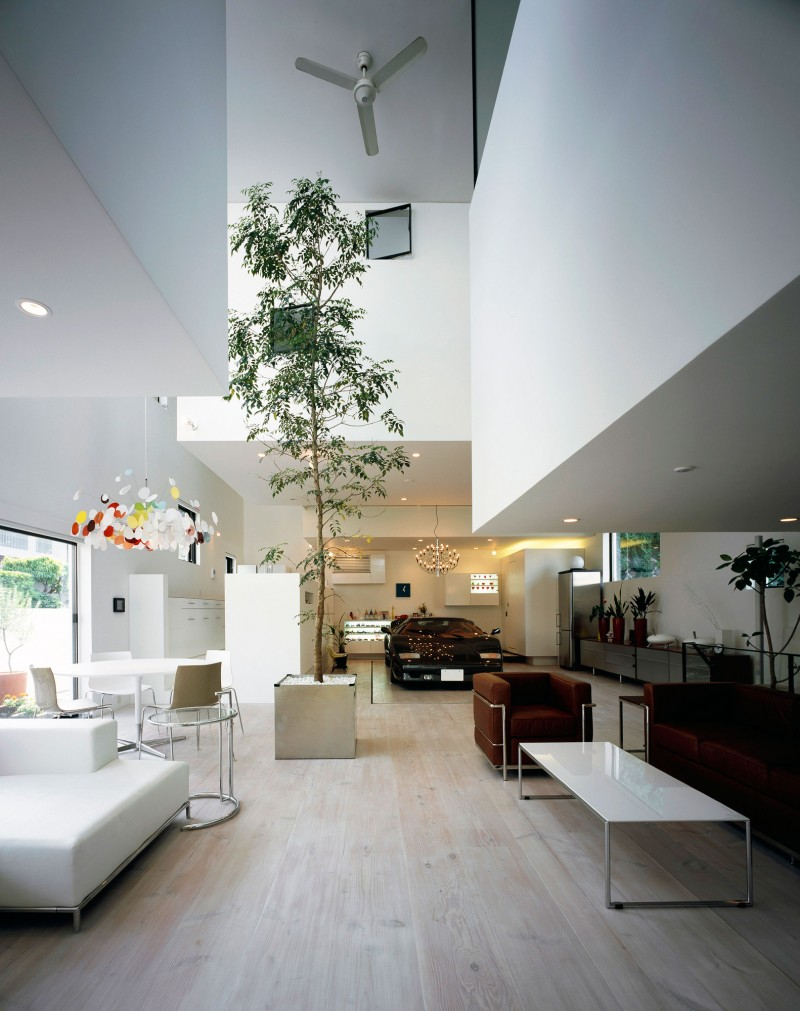architectural design office interior view in gallery kre house by no555 architectural design office