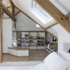 Maison v by olivier chabaud architect - Maison ancienne renovee olivier chabaud ...
