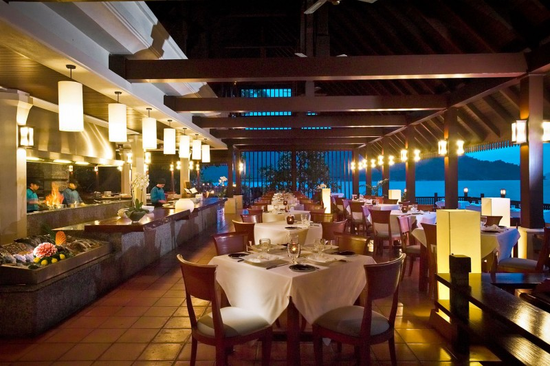 Blue Island Restaurant Limassol Map