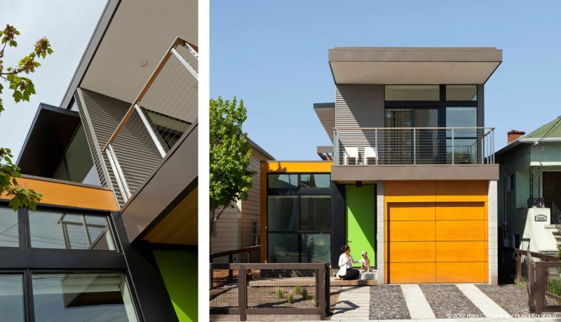 Net Zero Prefab Prototype In Emeryville By Simpatico Homes