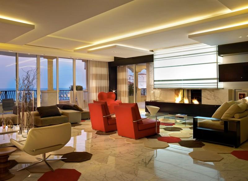 Residence In Palazzo Del Mare By Pepe Calderin Design Custom Interior Design Companies In Miami