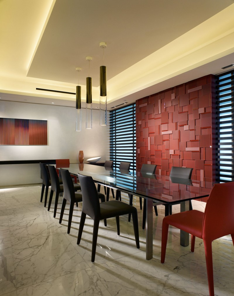 Residence in Palazzo del Mare by Pepe Calderin Design on luxor homes, sydney homes, legacy homes, manhattan homes, johnson homes,