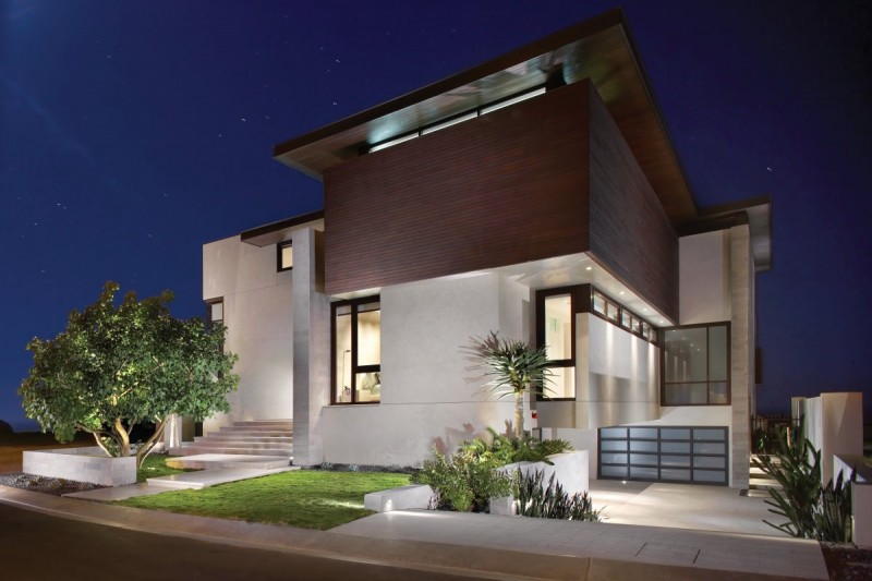 The Beck Residence by Horst Architects