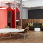 Foursquares Soho HQ by Designer Fluff (5)