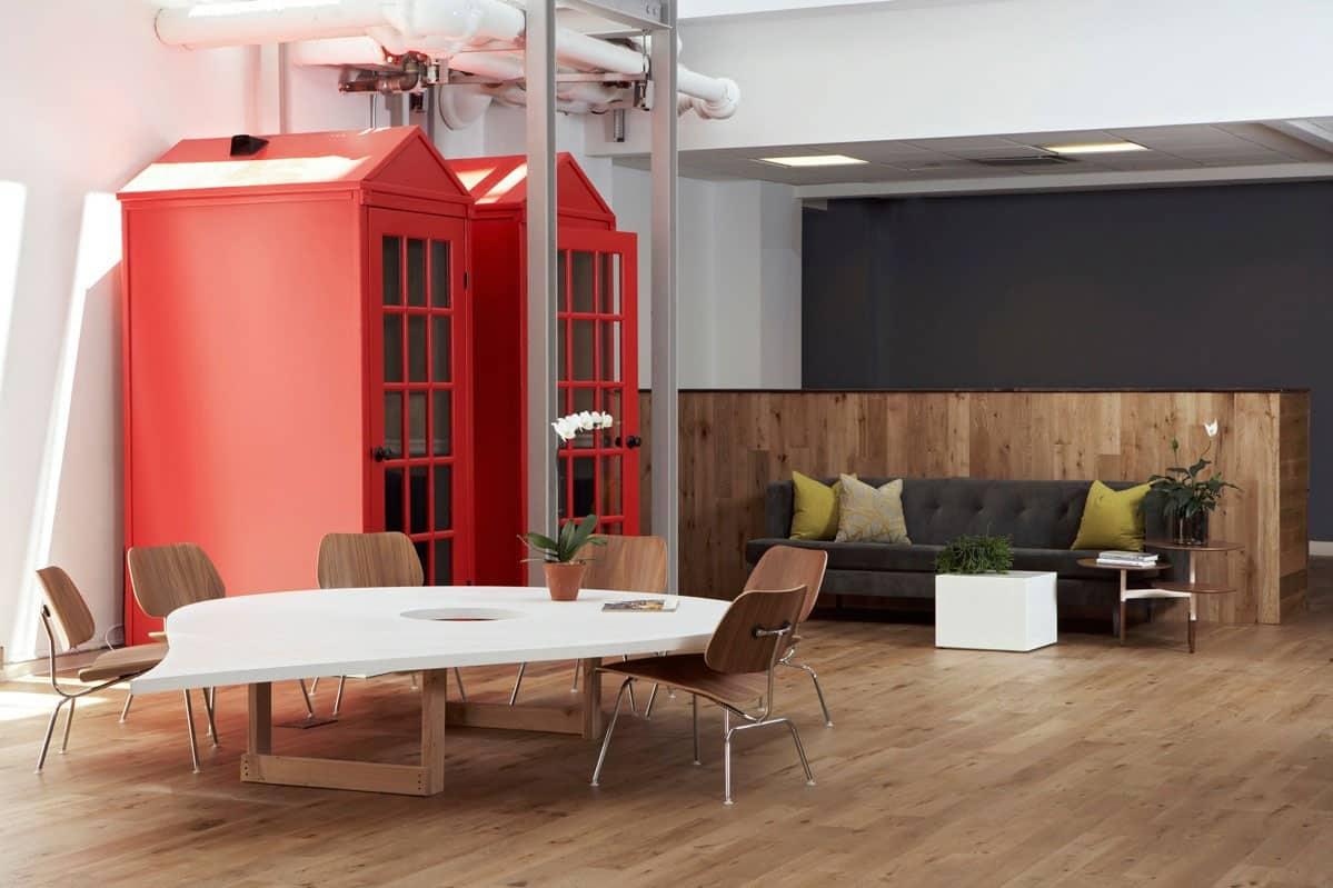 Foursquares Soho HQ by Designer Fluff (5)