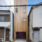 House in Nada by Fujiwarramuro Architects (2)