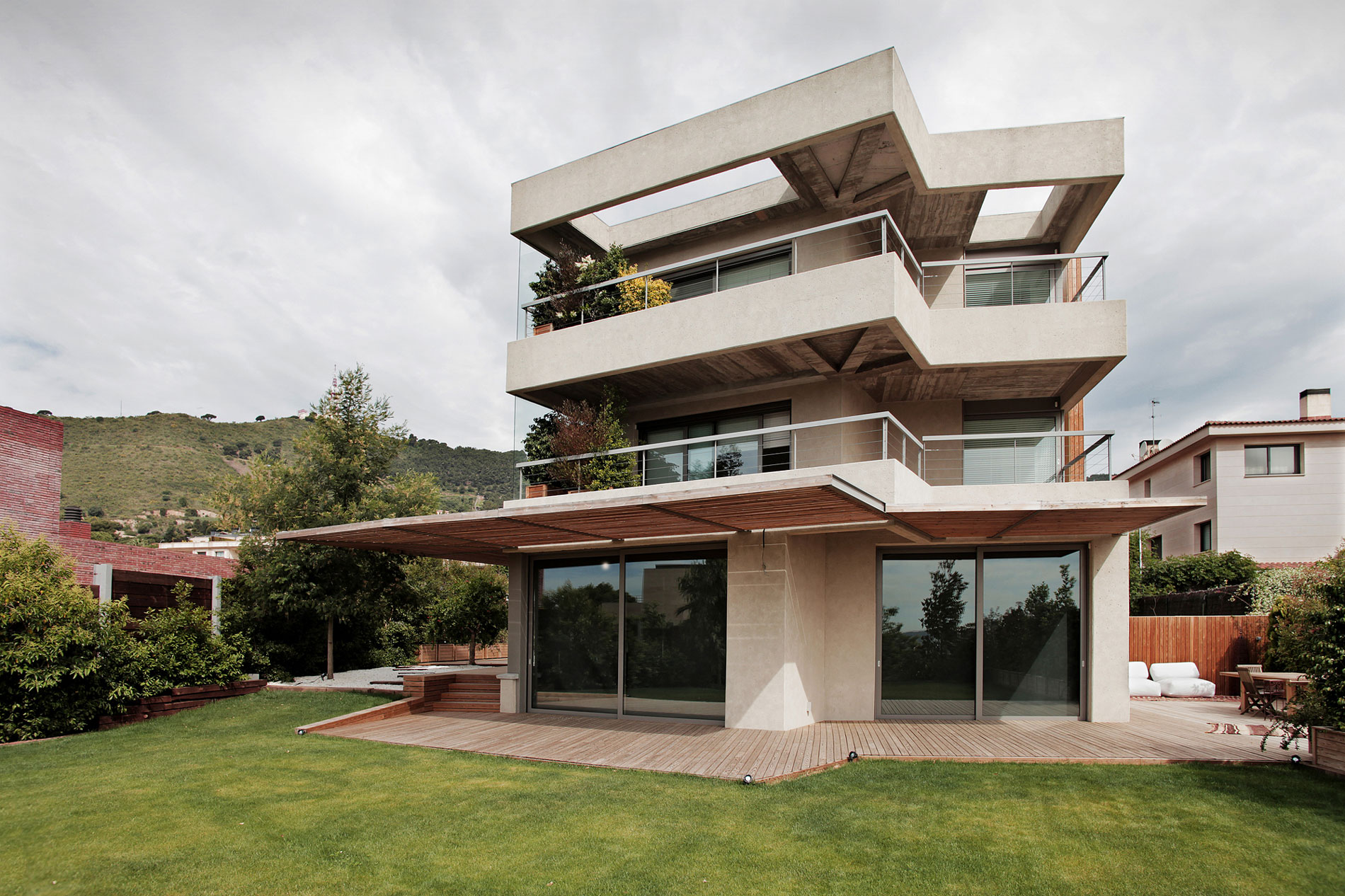 House Pedralbes by BCarquitectos (5)