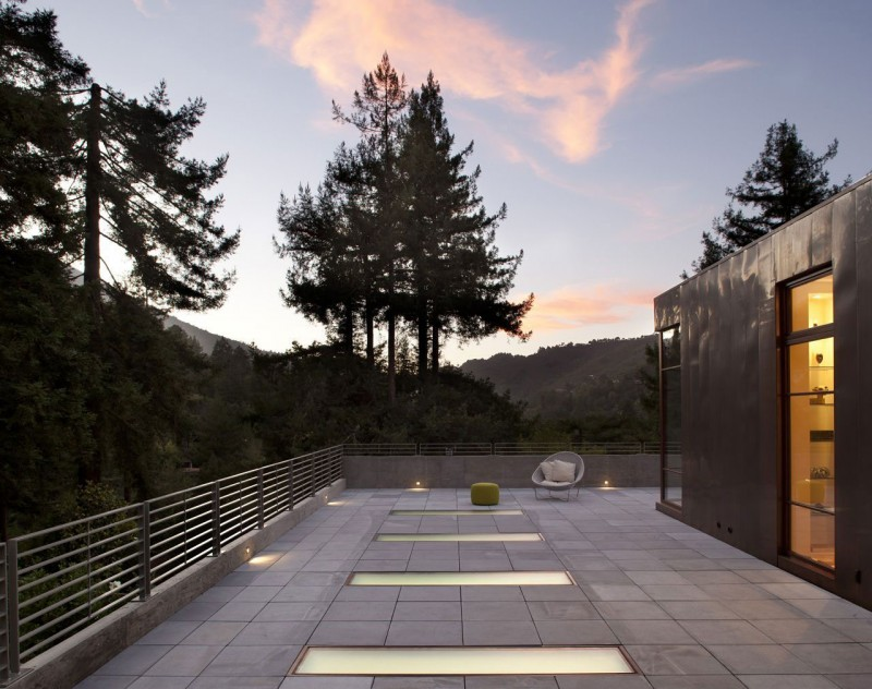 Mill valley residence by ccs architecture for Mill valley architects