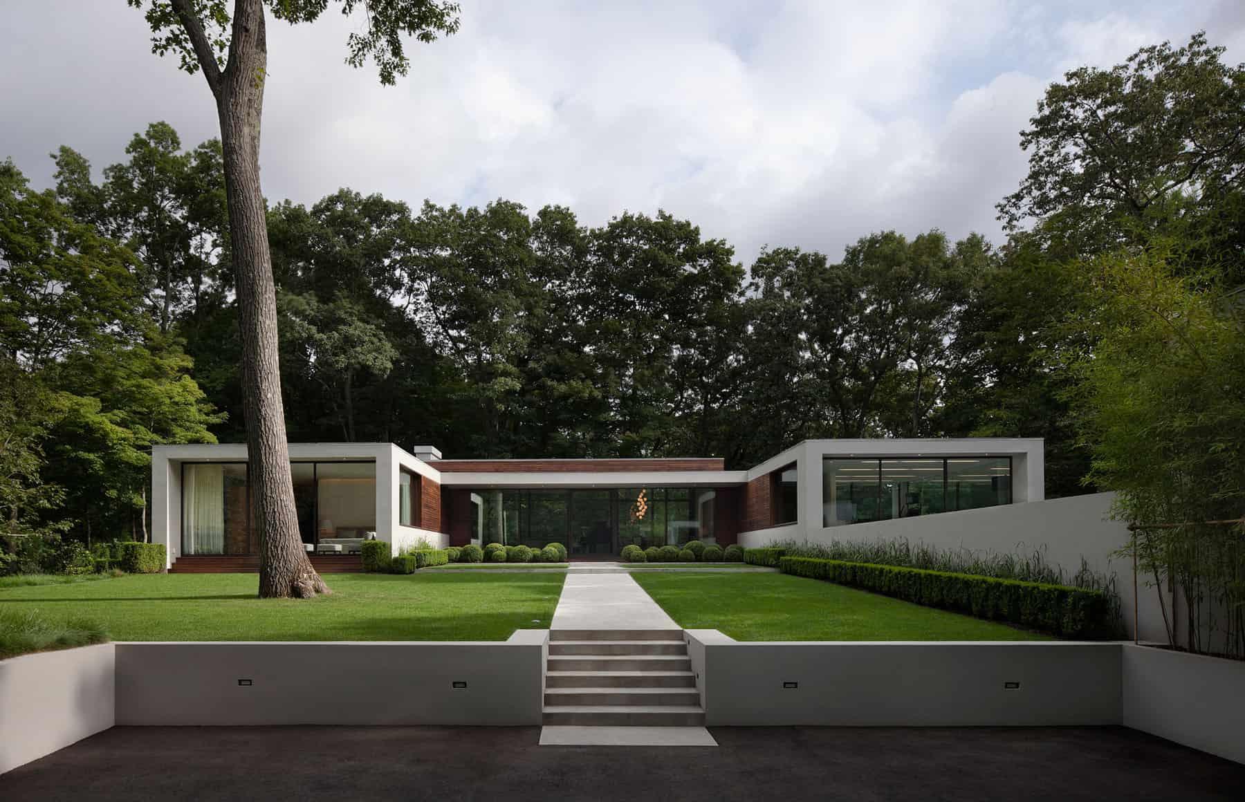 New Canaan Residence by Specht Harpman