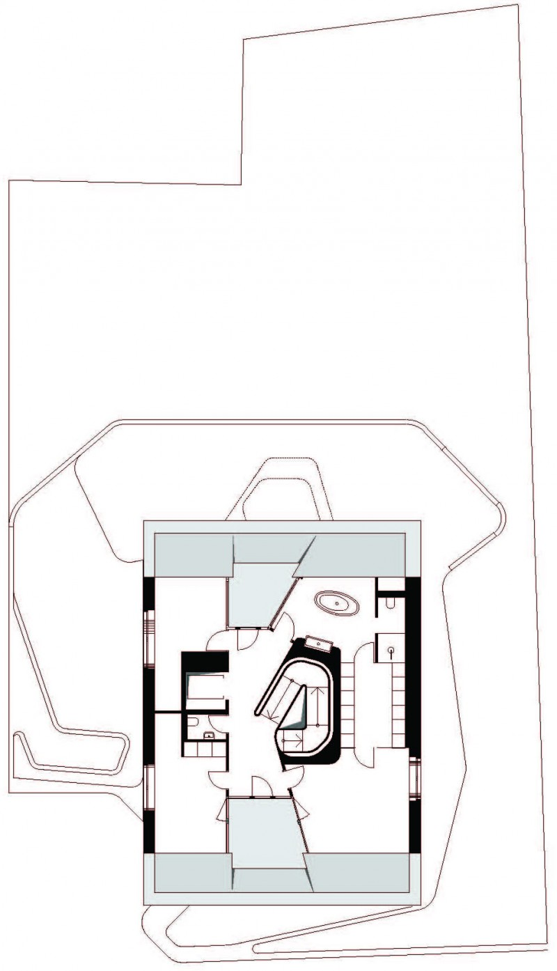 Ols House by J Mayer H Architects – Meyer May House Floor Plan
