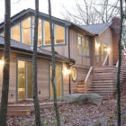 Sag Harbor House in the Woods by Jendretzki (2)