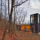 Stacked Cabin by Johnsen Schmaling Architects (4)