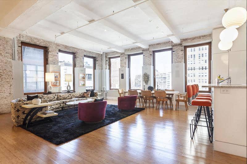 Attirant A Vibrant Apartment In Tribeca