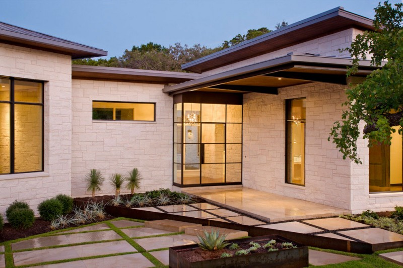 Blanco House By James D Larue Architects
