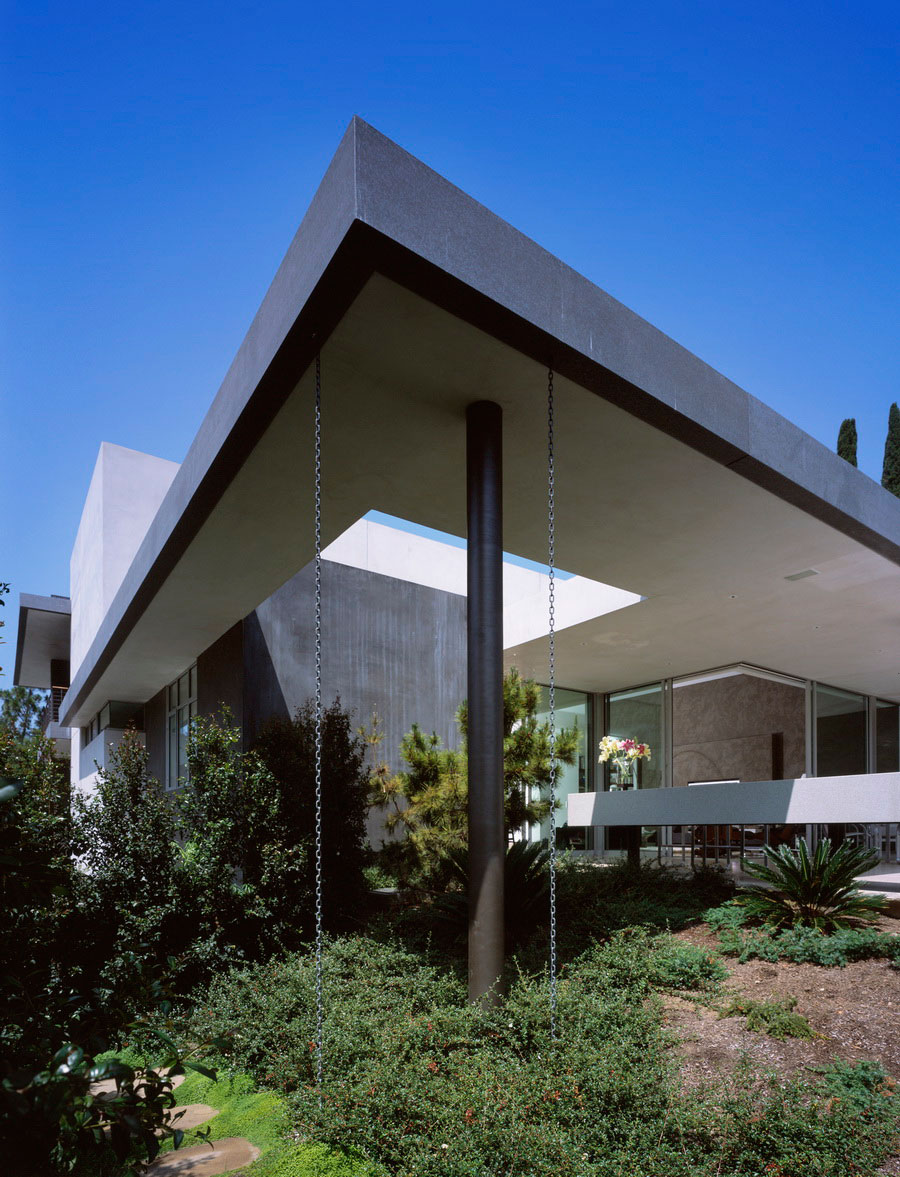 Boxenbaum Residence by Ehrlich Architects (2)