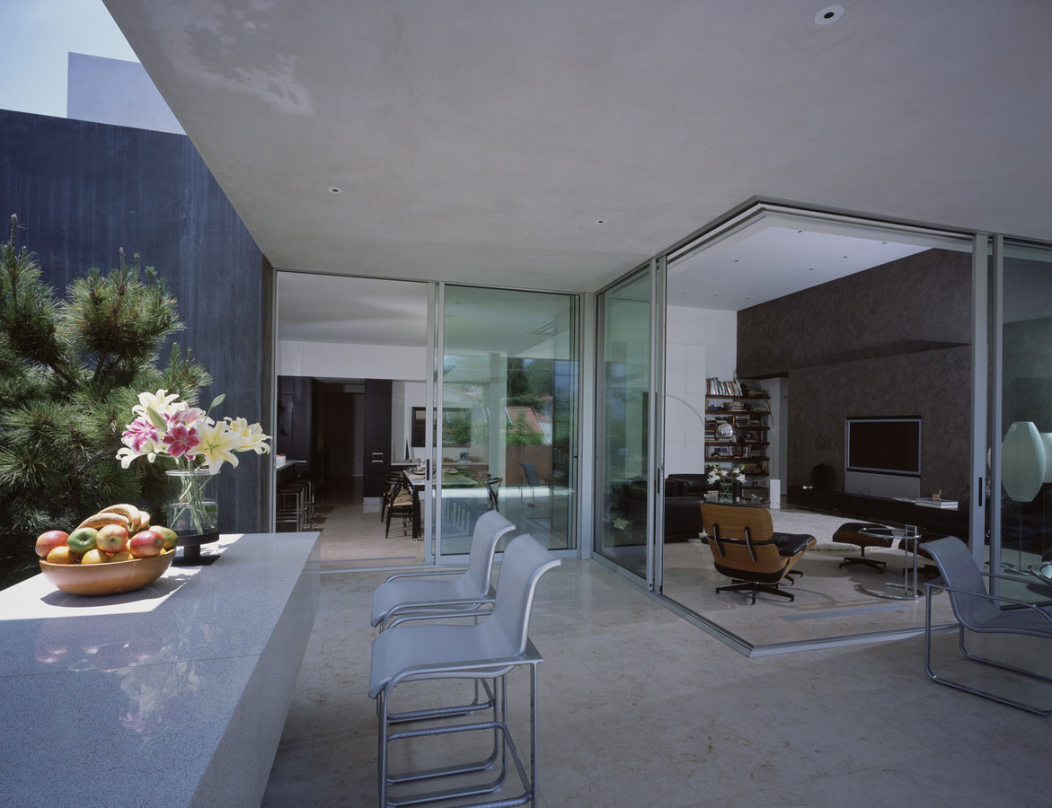 Boxenbaum Residence by Ehrlich Architects (3)
