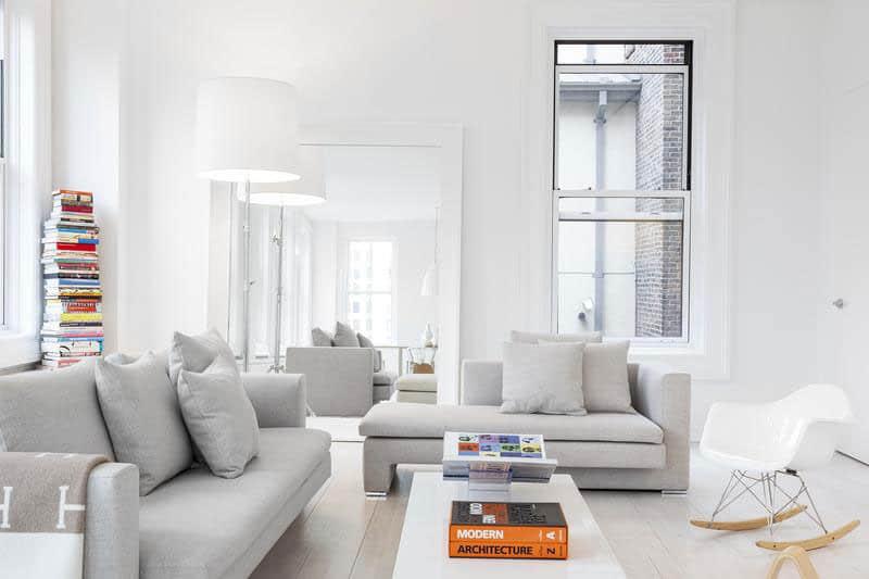 flatiron loft. Black Bedroom Furniture Sets. Home Design Ideas