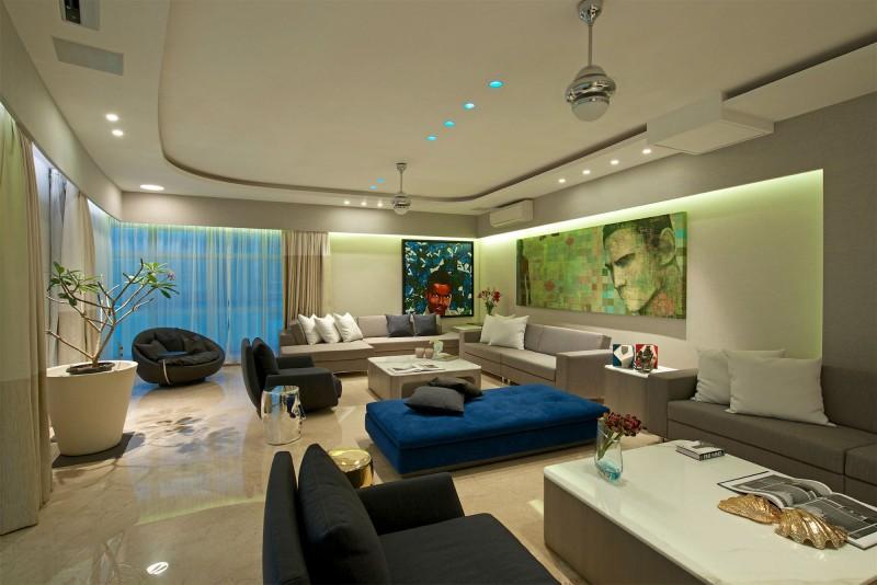 gupta apartment by zz architects
