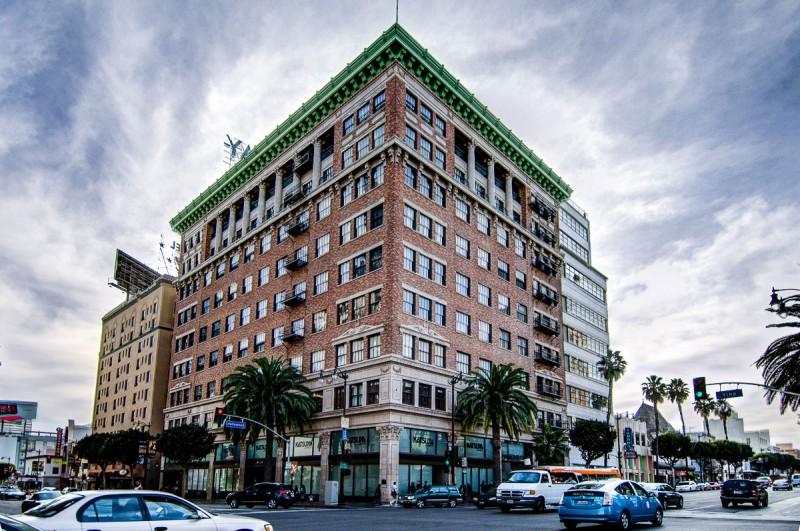 Historic Hollywood Broadway Loft