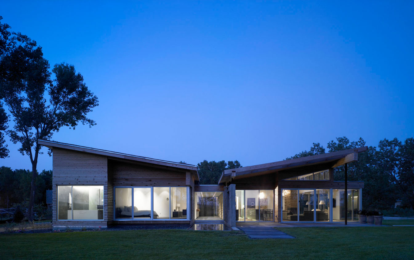Kohout Residence by Knowles Blunck Architecture