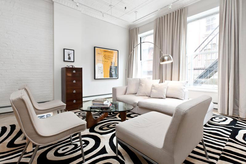Excellent Modern Chic In Soho Gmtry Best Dining Table And Chair Ideas Images Gmtryco