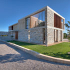 Stone House in Anavissos by Whitebox Architects (2)