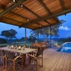 Story Pool House By Lake Flato
