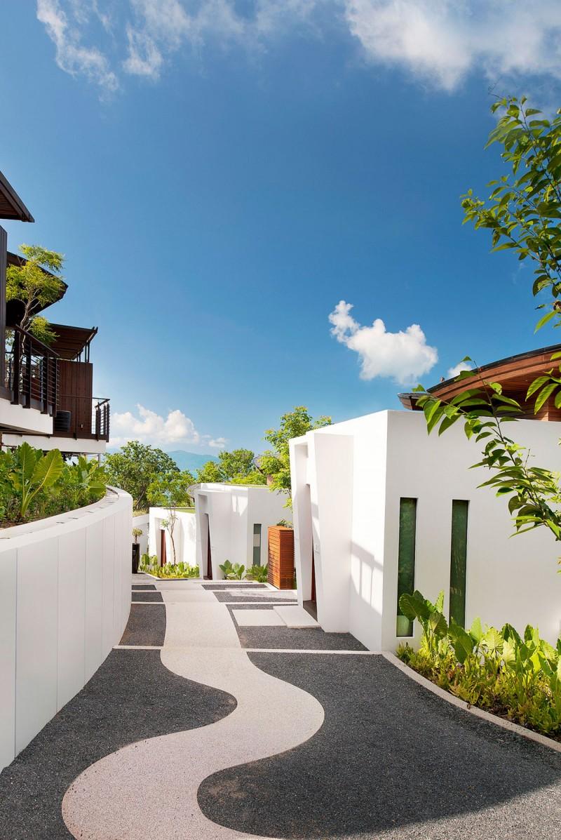 Celadon Villa In Koh Samui, Thailand